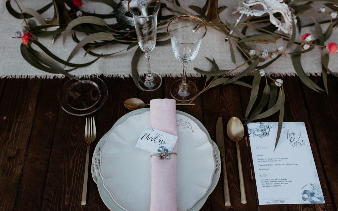 Cosas que debes saber si quieres una boda Pinterest en Otoño