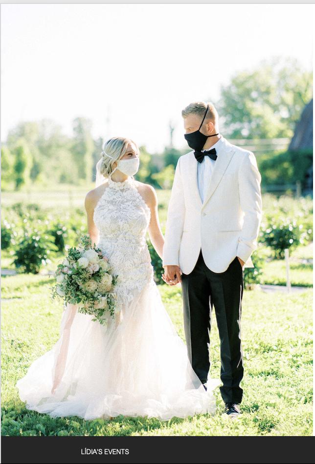 la nueva normalidad en las bodas
