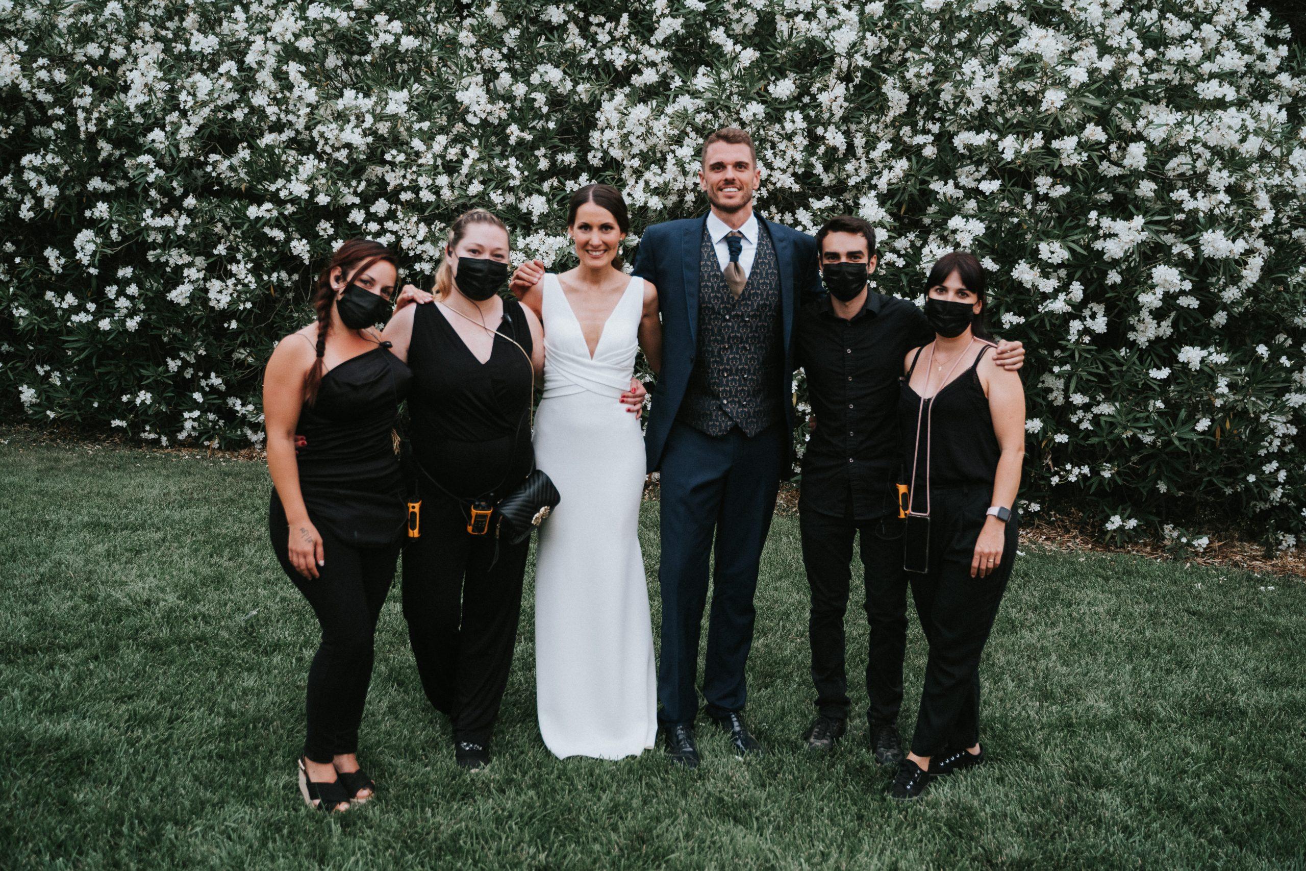 bodas sin covid